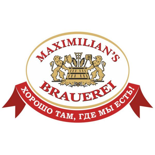 Логотип площадки Maximilians